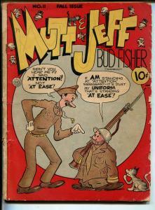 Mutt & Jeff #11 1943-DC-Bud Fisher-Hop Harrington-G/VG
