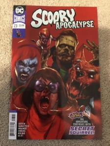 DC Scooby Apocalypse 23 Variant