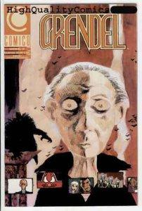 GRENDEL #37, NM, Comico, Matt Wagner, Tim Sale, 1986, Devil in Deed