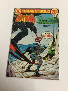 Brave And The Bold 106 Fn+ Fine+ 6.5 DC Comics
