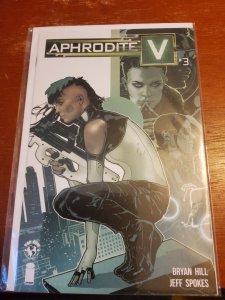 Aphrodite V #3 (2018)