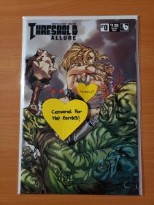 Threshold Allure #0 Beastly Nude Variant Cover
