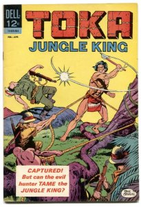 Toka Jungle King #3 1965- Dell comics VF