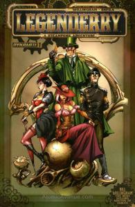 Legenderry: A Steampunk Adventure (Vol. 1) #1 VF/NM; Dynamite | save on shipping