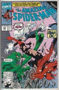 Amazing Spider-Man #342 (Jan-91) VF/NM High-Grade Spider-Man