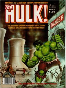 Rampaging Hulk #20 (1977 Magazine) VF