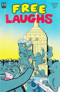 Free Laughs (Discovery) #1 FN; Discovery | save on shipping - details inside