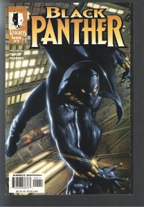 BLACK PANTHER 1(1998) VFNM 9.0! DISNEY SPIN OFF COMING SOON!