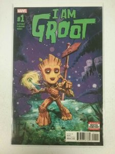 I Am Groot #1 MARVEL NW38
