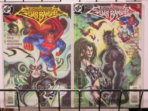 SUPERMAN/SILVER BANSHEE 1-2  complete story!