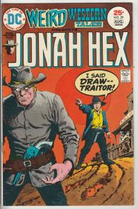 Weird Western Tales #29 (Nov-73) NM/NM- High-Grade Jonah Hex