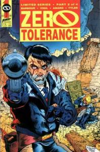 Zero Tolerance #2, NM- (Stock photo)