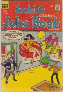 Archie's Joke Book #144
