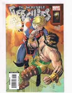 Incredible Hercules # 116 NM 1st Print Marvel Comic Book Hulk Thor Iron Man S60
