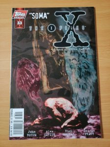 The X-Files #33 ~ NEAR MINT NM ~ 1997 Topps Comics