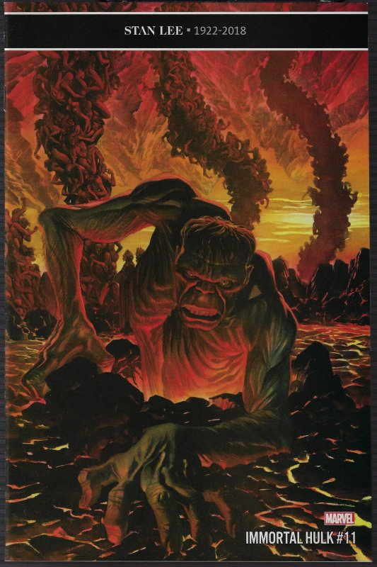Immortal Hulk #11 (Marvel, 2019) NM