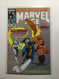 Marvel Age 80 Near Mint Nm Marvel