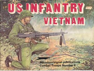 US Infantry Vietnam #3006 1983-Combat Troops #6-Amy Harroff-VG/FN