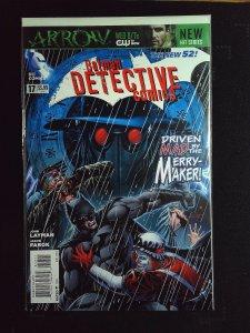 Detective Comics #17 (2013)