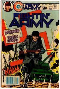 FIGHTIN ARMY 153 FN  Aug. 1981