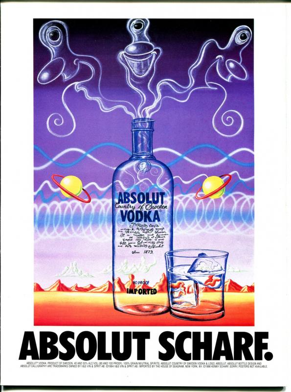 Juxtapoz-Summer 1996-Art Anarchy-Kenny Scharf-John Bell-Terry Rowlett-FN