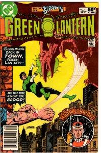 Green Lantern #144 (1960 v2)  Marv Wolfman George Pérez 1st Omega Men VF-