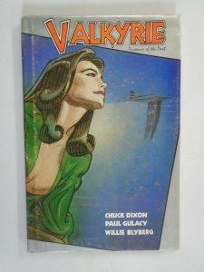 Valkyrie Prisoner of the Past HC 4.0 VG (1987 Eclipse)