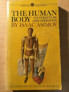 3 Books The Human Body Eternity Dances With Wolves Isaac Asimov Greg Bear MFT2