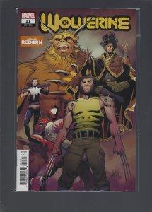 Wolverine #11 Variant