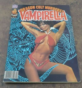 Vampirella #77 VG/FN 1979 Science Fiction/Horror Magazine Dragon Cult Murders
