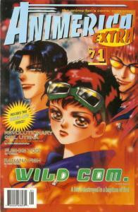 Animerica Extra (Vol. 7) #1 VF/NM; Viz | save on shipping - details inside