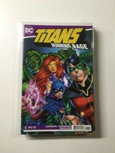 Titans: Burning Rage #1 (2019) HPA