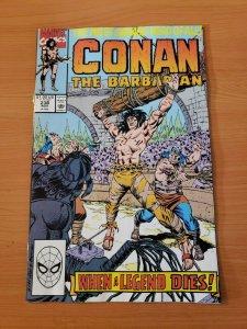 Conan The Barbarian #238 Direct Market Edition ~ NEAR MINT NM ~ 1990 Marvel