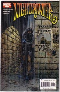 Nightcrawler   vol. 3  # 7 VG (Winding Way 1)