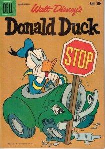Donald Duck  #64