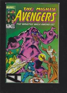 The Avengers #244 (1984)