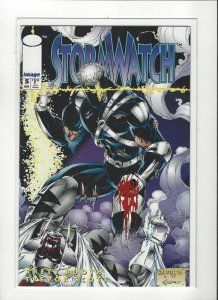 Jim Lee's Stormwatch # 5 Image Comics Breet Boothi art Unread NM