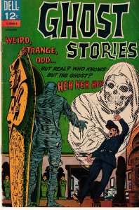 Ghost Stories(Dell)# 16