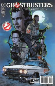 Ghostbusters: Displaced Aggression #4B FN; IDW | save on shipping - details insi