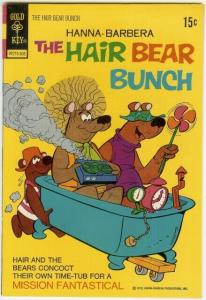 HAIR BEAR BUNCH 6 VF-NM May 1973 Saturday Morning Carto COMICS BOOK