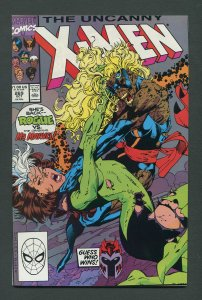Uncanny X-Men #269 (1st Series 1963) / 9.0 VFN/NM  October 1990