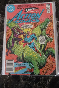 Action Comics #519 (DC, 1981) Condition: FN/VF
