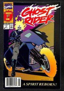 Ghost Rider #1 (1990)