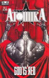 Atomika #1B VF/NM; Speakeasy | save on shipping - details inside