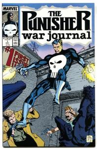 Punisher War Journal #1 First issue-1988-NM-