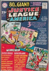 Justice League of America #39 (Nov-65) VF/NM High-Grade Justice League of Ame...