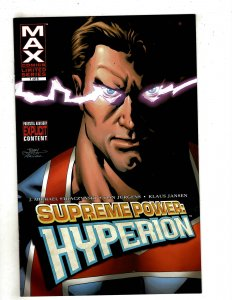 Supreme Power: Hyperion #1 (2005) OF31