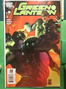 Green Lantern #8 2005 series