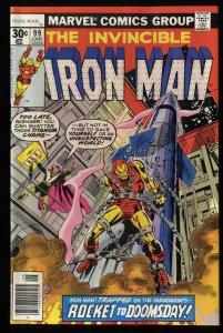 Iron Man #99 NM+ 9.6 Marvel Comics