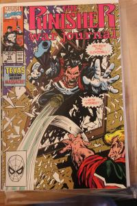 The Punisher  War Journal 16 NM